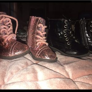 Size 5 boots for toddler girl